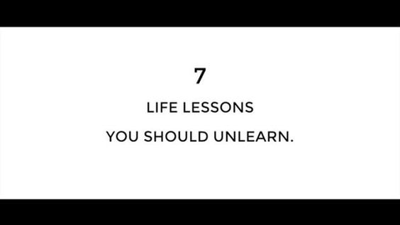 'We must unlearn the constellations to see the stars'. Here is our life coach Anuradda Lilaa sharing her pearls of wisdom on important life lessons. Find the link to the full video in the bio.