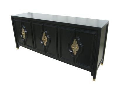 machine age asian style sideboard by century furniture asian style furniture