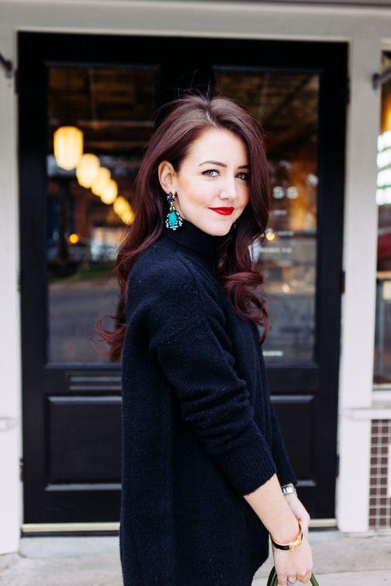 Statement Earrings - Dallas Wardrobe:
