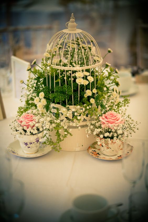 Beautiful birdcage!: