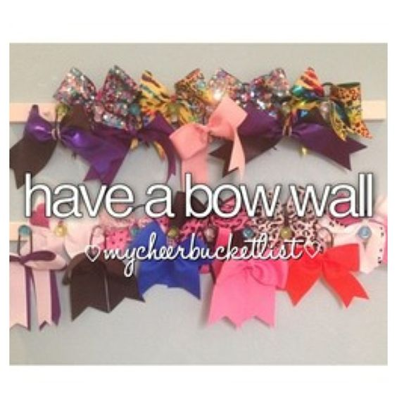 achive that bow wall At Sparkly Bows
