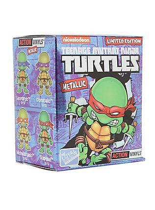 Teenage Mutant Ninja Turtles Metallic Blind Box Vinyl Figure, , hi-res