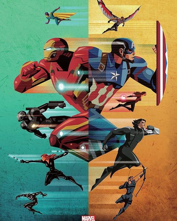 Civil War Poster from Disney  #captainamericacivilwar #marvelcomics #Comics #comicbooks #avengers #marvel  #captainamerica #ironman #thor #hulk #hawkeye #blackwidow #spiderman #vision #scarletwitch #civilwar #spiderman #infinitygauntlet #blackpanther #guardiansofthegalaxy #deadpool #wolverine #daredevil #xmenapocalypse #xmen #cyclops #magneto #psylocke #gambit #rogue http://ift.tt/1TbbmKy