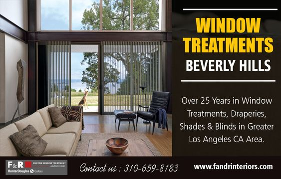 Window Treatments Beverly Hills