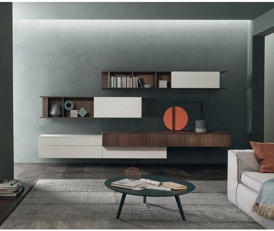 livitalia wohnwand c15   design and furniture