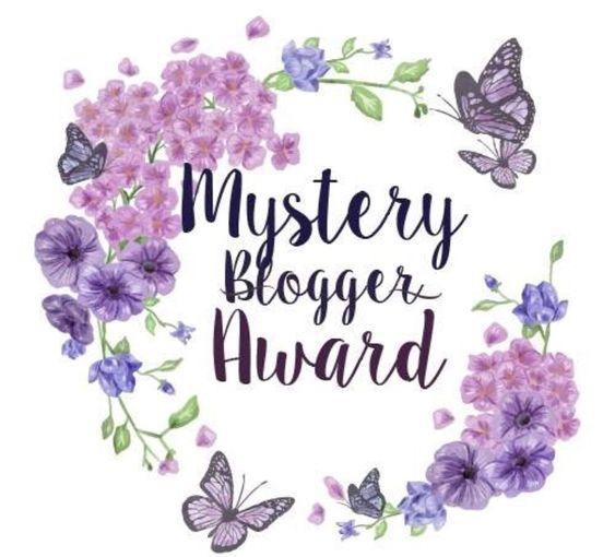 Mystery Blogger Award # 2