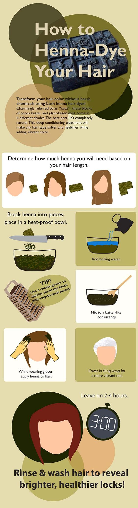 Hair | Tipsögraphic | More hair tips at http://www.tipsographic.com/