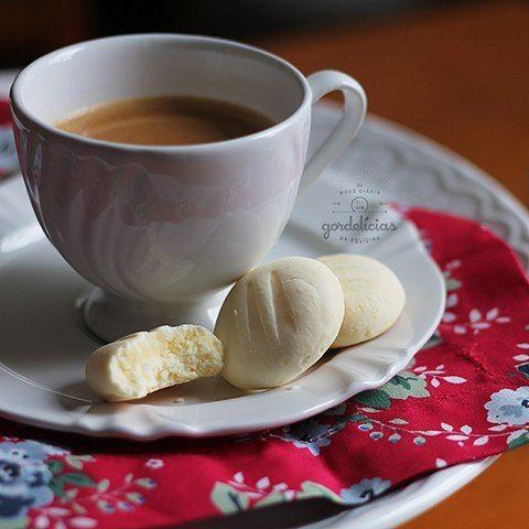 Caf e sequilhos de leite condensado Que duplinha maravilhosa! Receitahellip
