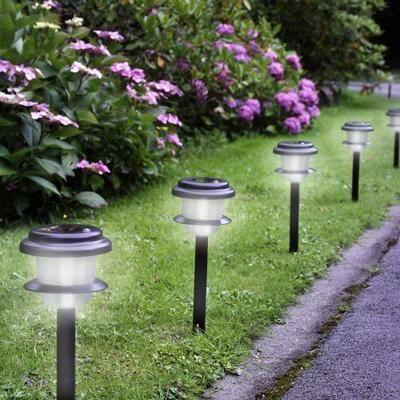 Luz solar para jardim