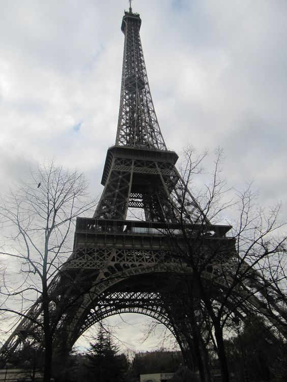 The famous Tower