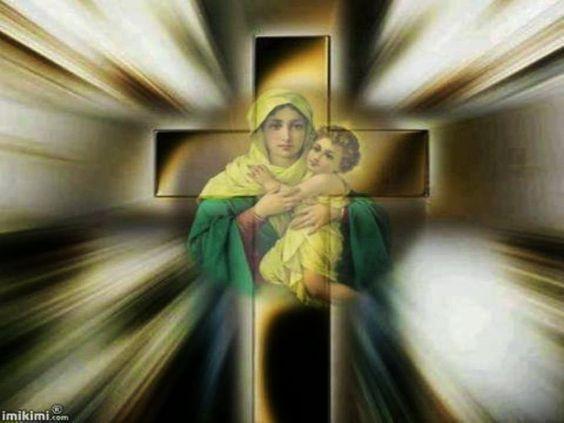JEZUS en MARIA Groep.: MARIA Oceaan van Goddelijke Rijkdommen:
