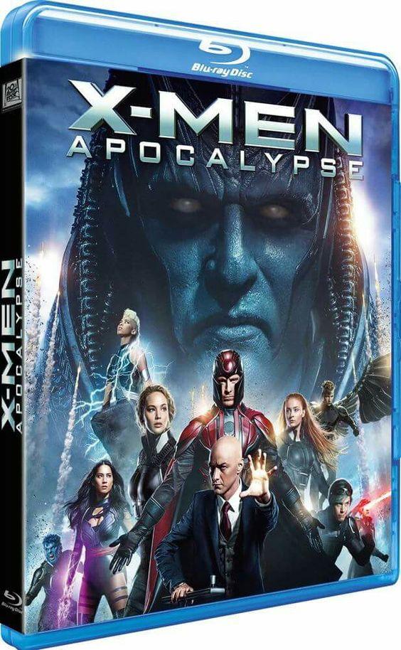 Test Bluray X-Men Apocalypse : l'ultime mutation de la série ? http://ow.ly/qTqn3058pd2