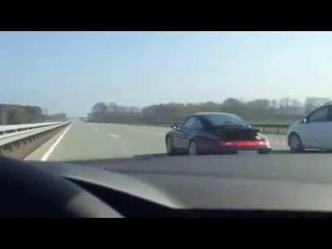 Golf 7 R (Serie) zieht Porsche mit 260 ab.