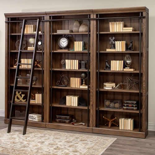 16+ Marilee library bookcase type