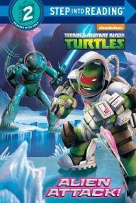 Alien Attack! (Teenage Mutant Ninja Turtles)
