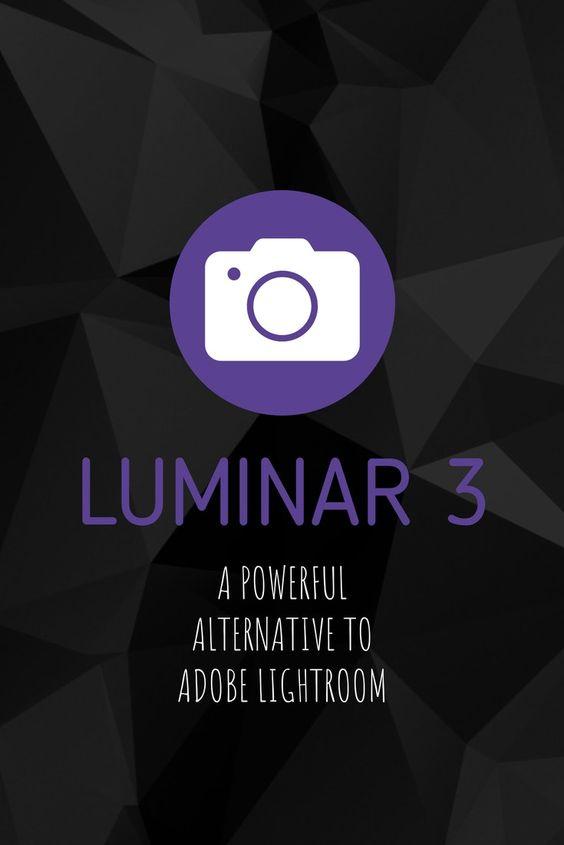 Luminar 3 vs lightroom