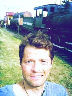 Misha: Supernatural Mostly Misha, Misha Train, Castiel Misha Collins, Meanwhile Misha Collins, Collins Clarence, Misha Collins Castiel, 17 Photos, Supernatural Actors, Castiel Collins