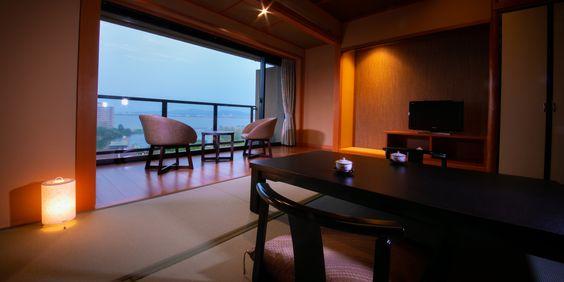For hot spring inns in Shiga Prefecture, Ogoto Onsen Biwako Hanakaido [Official Site]