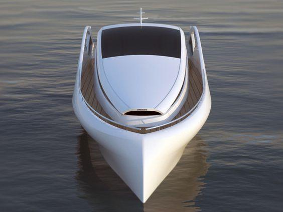 Speedline Concept Yacht