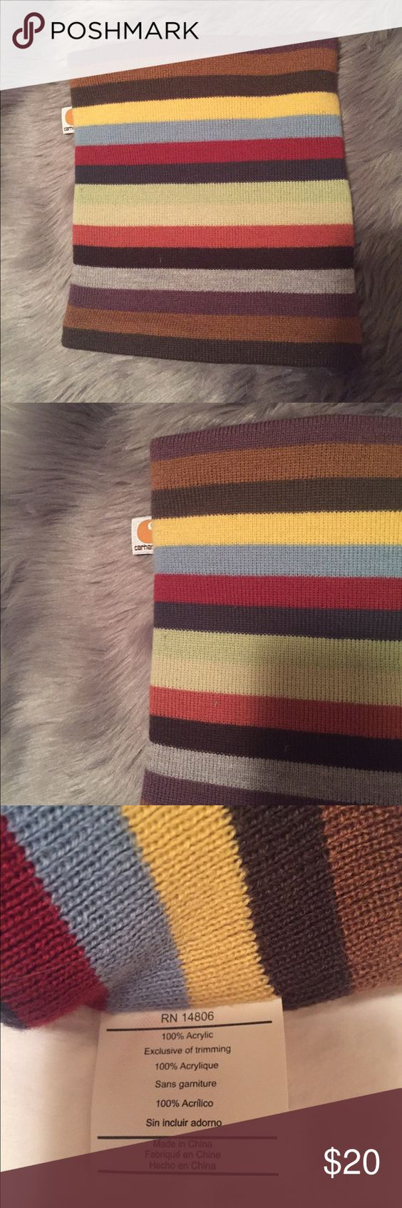 Neck Warmer Never worn. I do not trade. Carhartt Accessories