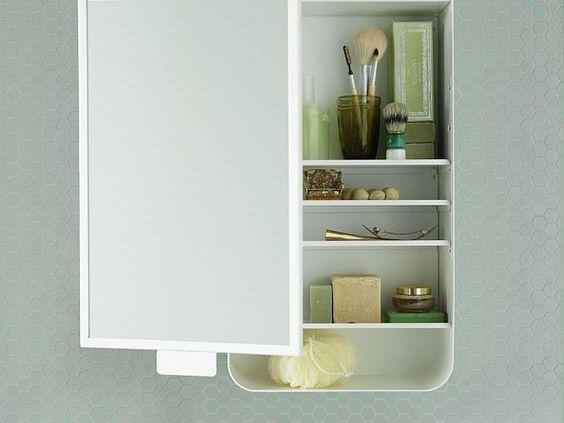 ikea gunnern badkamerkast spiegel | ikea's finest | pinterest, Deco ideeën