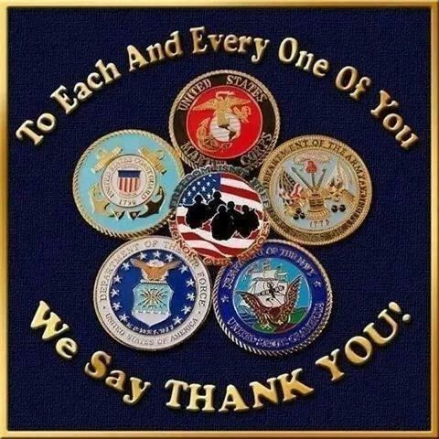 Veterans Day - Thank-you.