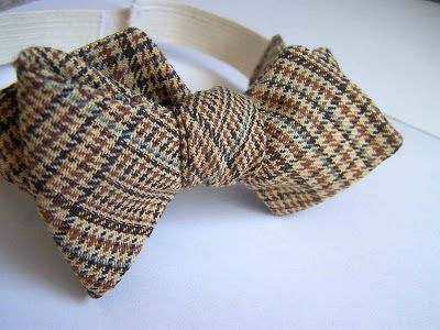 Made by Me. Shared with you.: Spring Bow Ties
