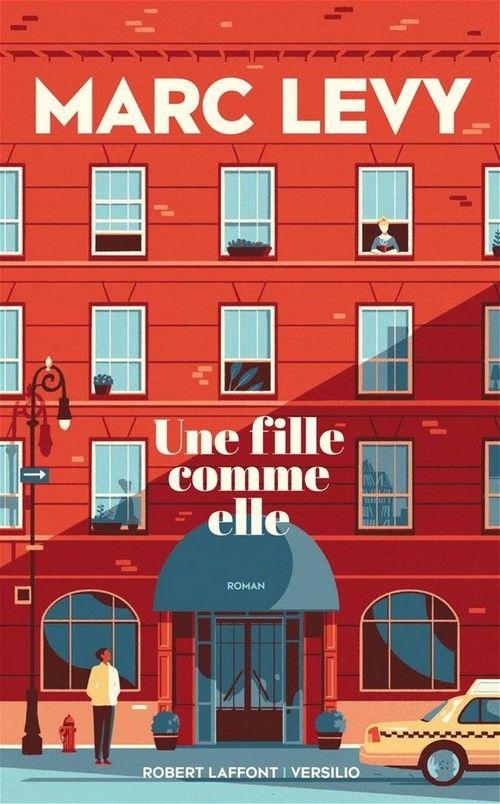 Une Fille Comme Elle Marc Levy : fille, comme, Language, :french