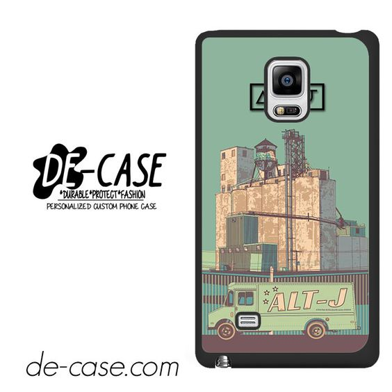 ALT-J Album Cover DEAL-664 Samsung Phonecase Cover For Samsung Galaxy Note Edge