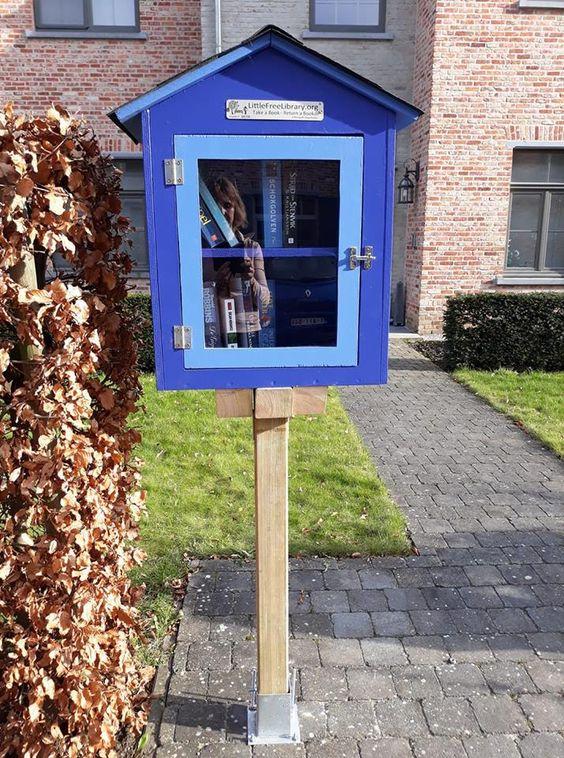 Little Free Library Itegem Heist op den Berg