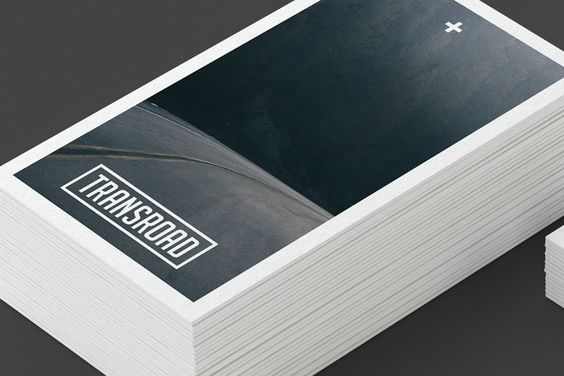 Transroad Business Card 3 In 1 Business Cards Business Card Template Cards