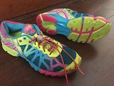 ASICS Gel Noosa Tri 9 Women's Size 6.5 Triathlon Shoes http://ift.tt/1WKTblV