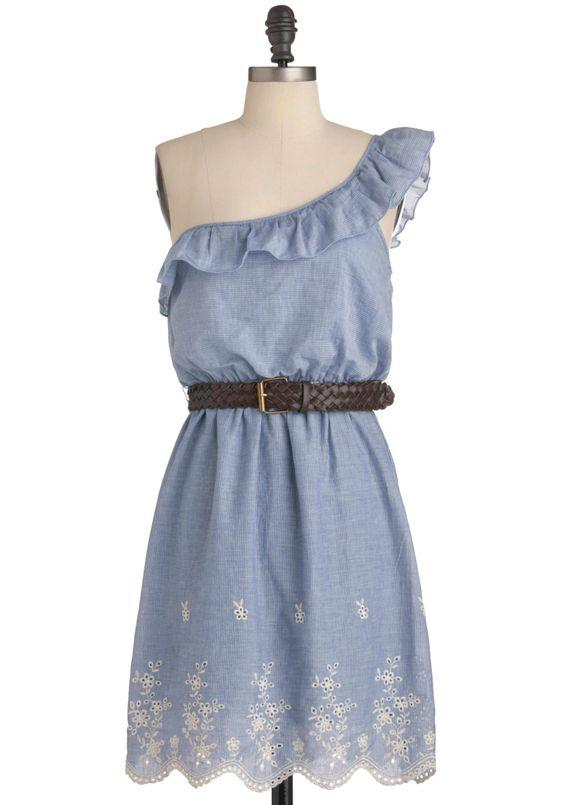 Sunday Stroll Dress   Mod Retro Vintage Dresses   ModCloth.com