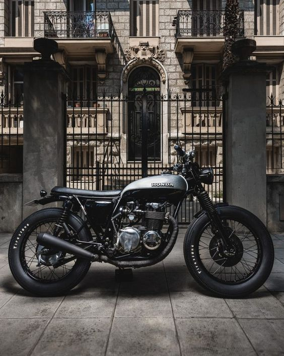 nice epicurialist:  Honda CB 550 Four 1978 by JeriKan Motorcycles  Daily Dose! —&gt... Honda 2017 Check more at http://carsboard.pro/2017/2016/12/30/epicurialist-honda-cb-550-four-1978-by-jerikan-motorcycles-daily-dose-gt-honda-2017/