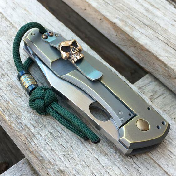 Custom Knife, Böker  F3