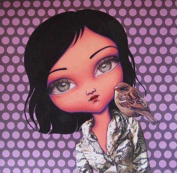 Le blog d' Mline - Peintures et expositions d'Emeline, artiste-peintre Hyères.