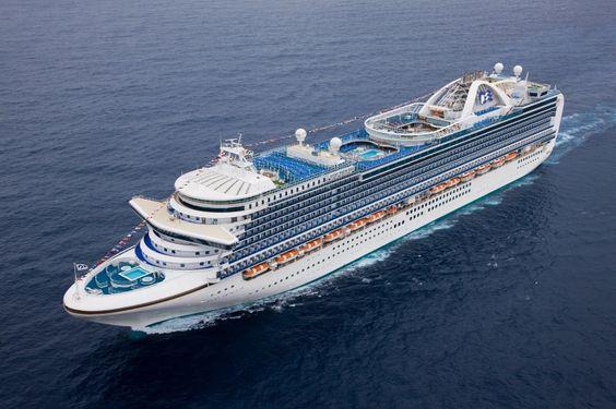 Nueva politica de propinas de Princess Cruises