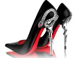 Snake Shoes... For An Epic Prom Or Party Night!