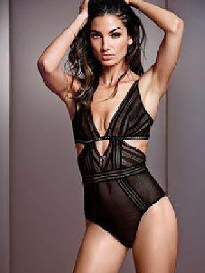 Victoria's Secret Very Sexy Lingerie Cutout Teddy