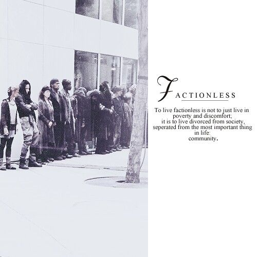 Factionless People