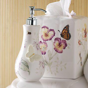 Butterfly Meadow Lotion Dispenser