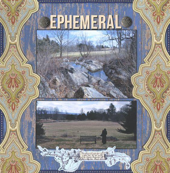 Ephemeral - Scrapbook.com