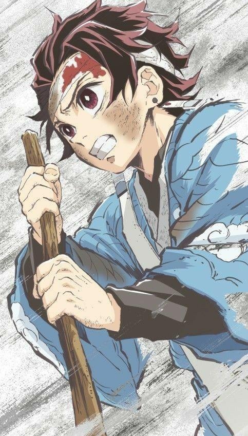 Kimetsunoyaba Tanjiro Fanart Demonslayer Fanart Anime Animes Shoujos Manga Anime