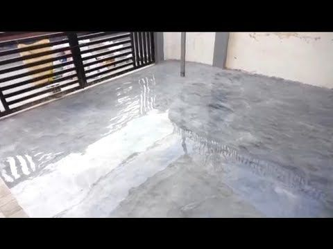 Philippines Metallic Epoxy Floor
