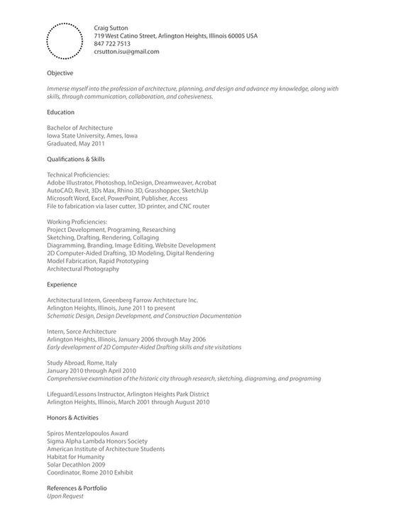 Personal Résumé by Ronna Encarnacion, via Behance PERSONAL - resume personal interests