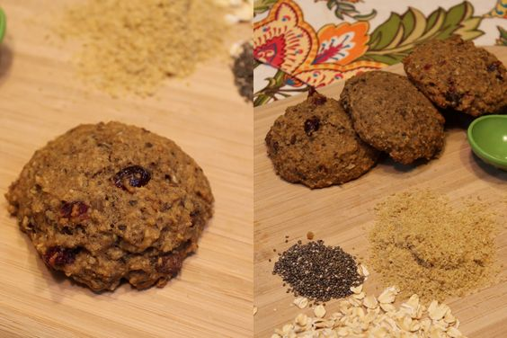 HEALTHY and incredibly delicious white bean breakfast COOKIES. Me and Regan made these last night and I've already eaten 3 today, they are so good!