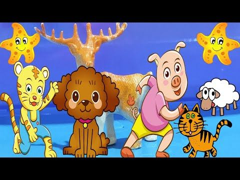 Animals For Kids To Learn 55 Animals For Kids Toddlers And Babies In English Educational Video Wild Animal Sounds Animals For Kids Animal Sounds