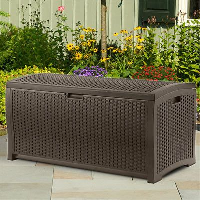 Suncast 73 Gallon Deck Storage Box