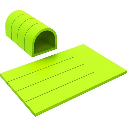 Tunnel Origami - Montessori Spirit