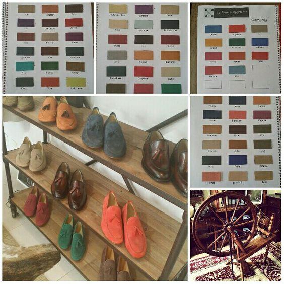 Algumas das cores que podemos fazer teu sapato sob medida na Vasco Vasconcellos Alfaiataria  Telefone 11 3567-1270  #VascoVasconcellosTaylor #scabal #alfaiate #modamasculina #ternosobmedida #camisasobmedida #sapatosobmedida #homemdeestilo #abencoado